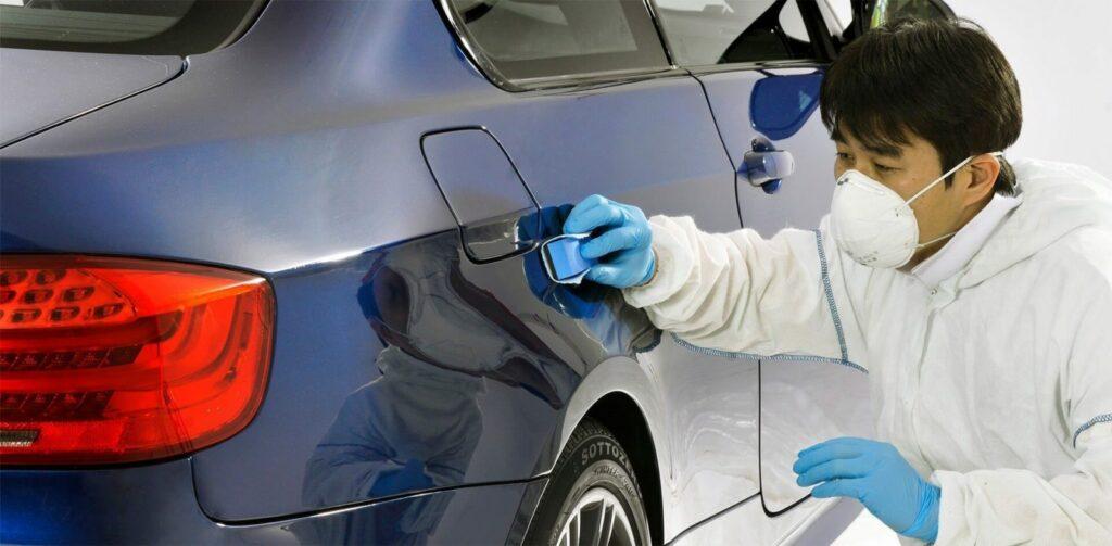 Car Paint Ceramic Protection