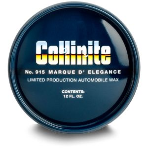 Collinite car wax paint protection