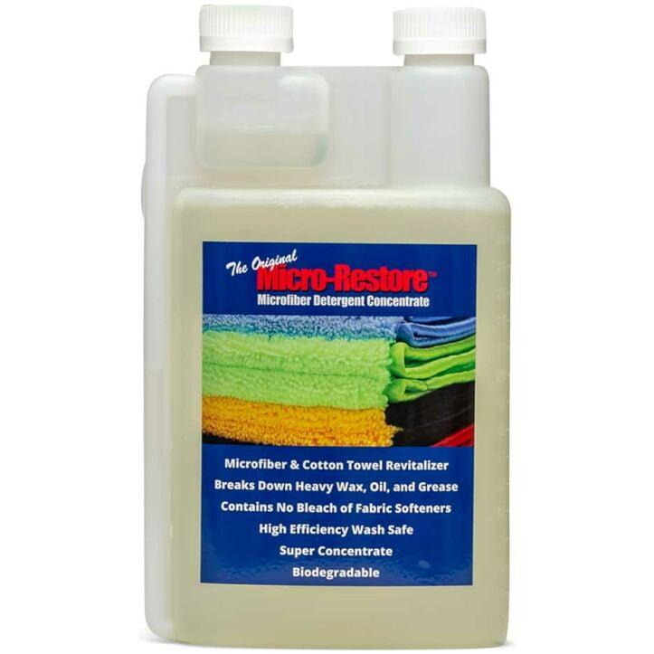 Micro-Restore Microfiber Detergent