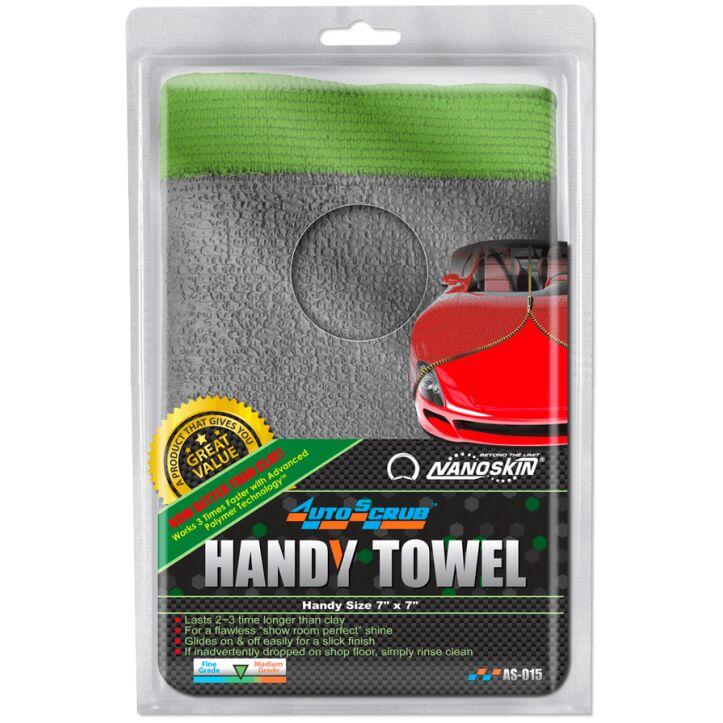 Nanoskin Autoscrub Handy Towel