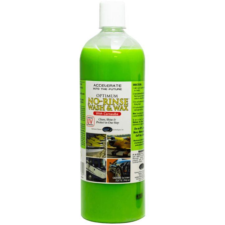 ONR Car Wash & Wax Shampoo