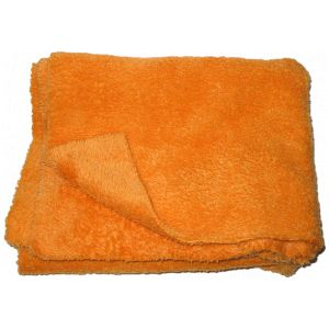 CarPro BOA Orange Towel 350 gsm