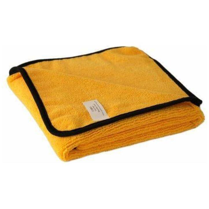 Cobra Gold Plush Deluxe Microfiber Towel