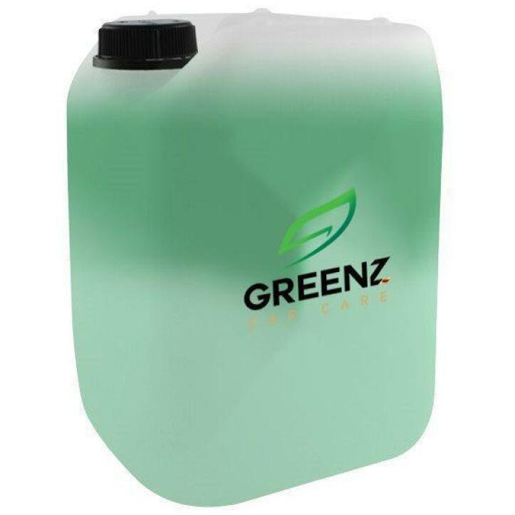 GreenZ Foam Shampoo