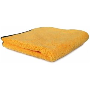 GreenZ Gold Plush Deluxe Microfiber Towel