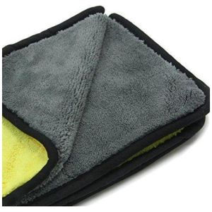 GreenZ Ultimate Premium Super Plush Microfiber Towel