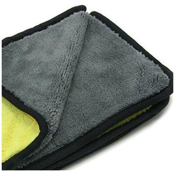 GreenZ Ultimate Premium Super Plush Microfiber Towel
