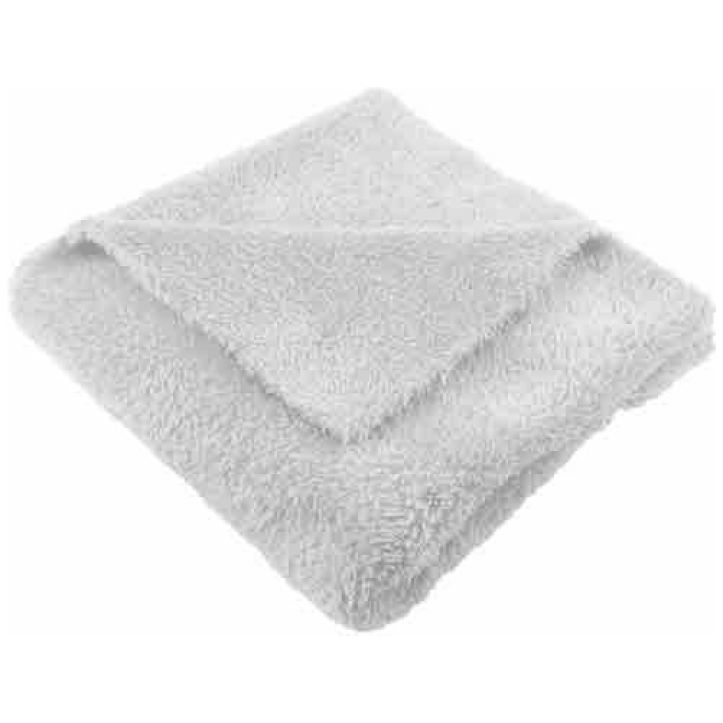 GreenZ White BOA Towel