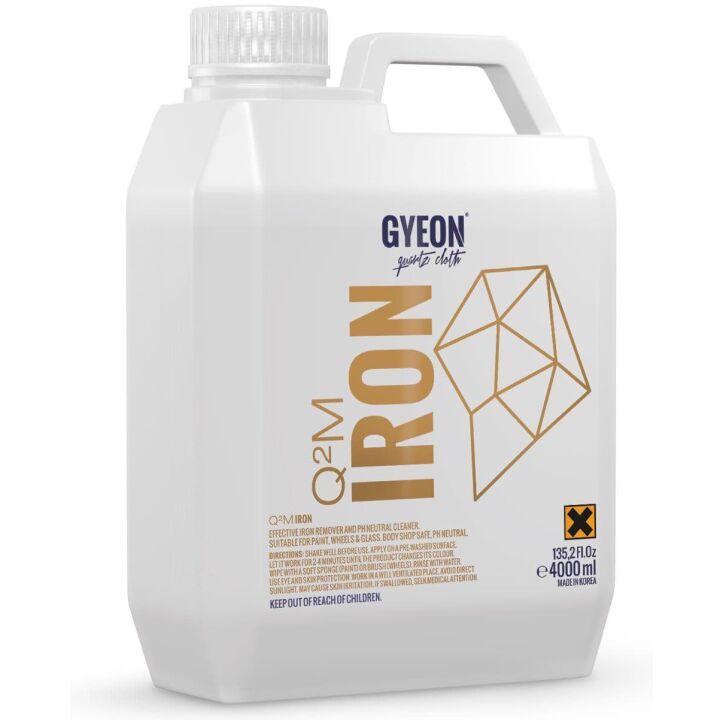 4000 ml GYEON Q2M Iron