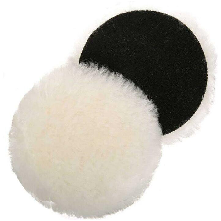 GreenZ Compressed Wool Pad