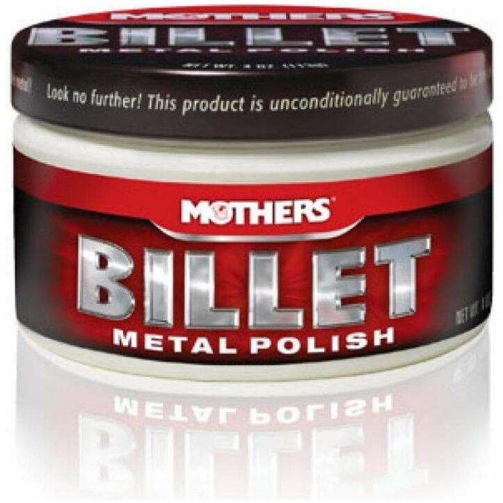 4 oz. Mothers Billet Metal Polish