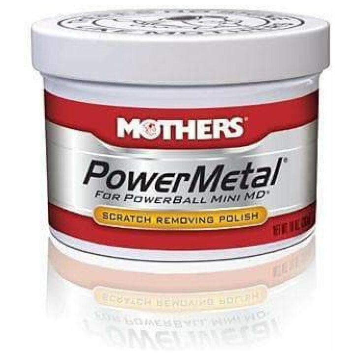 Mothers PowerMetal Scratch Removing Polish