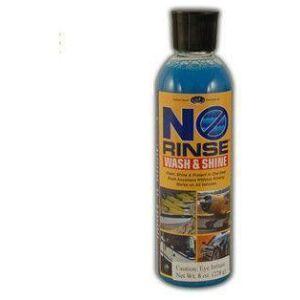 8 oz Optimum No Rinse Wash & Shine
