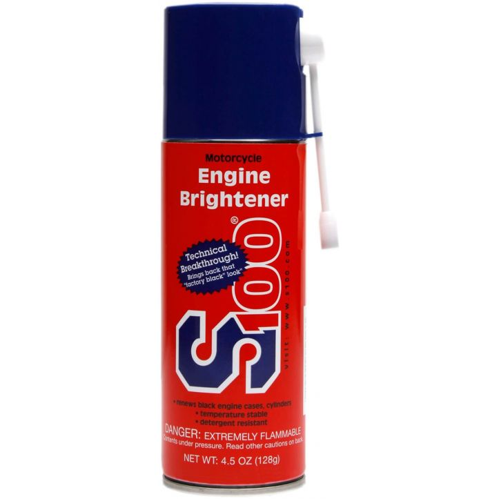 s100 engine brightener Bike Care
