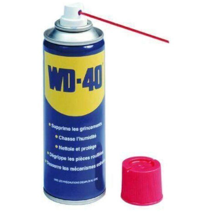 WD 40 Spray