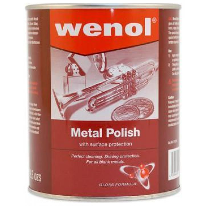 40 oz. Wenol Metal Cleaner Polish Red