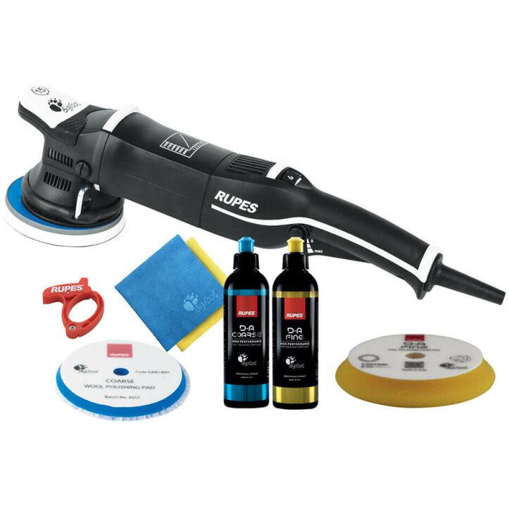 Rupes LHR15 Mark III Car Polishing Machine Basic Kit