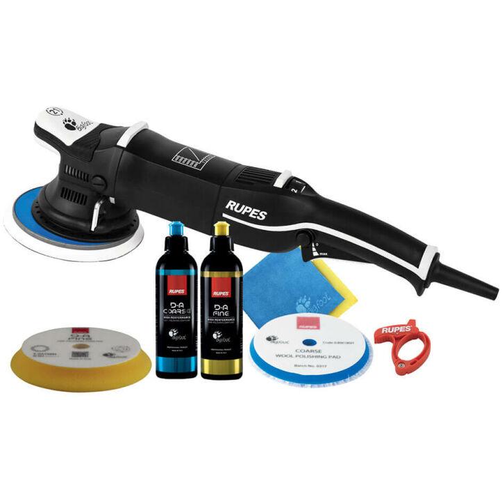Rupes LHR21 Mark III Car Polishing Machine Basic Kit