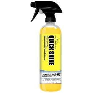 QUICK SHINE Quick Detailer Spray RTUQUICK SHINE Quick Detailer Spray RTU