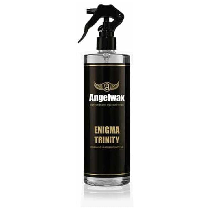 Angelwax Enigma-Trinity Leather Coating