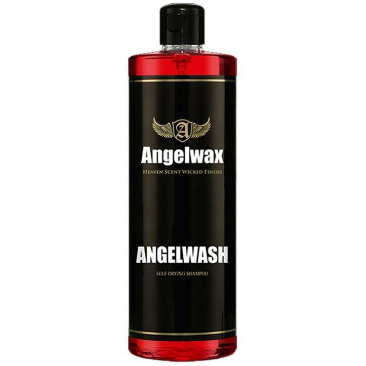 Angelwash self drying shampoo