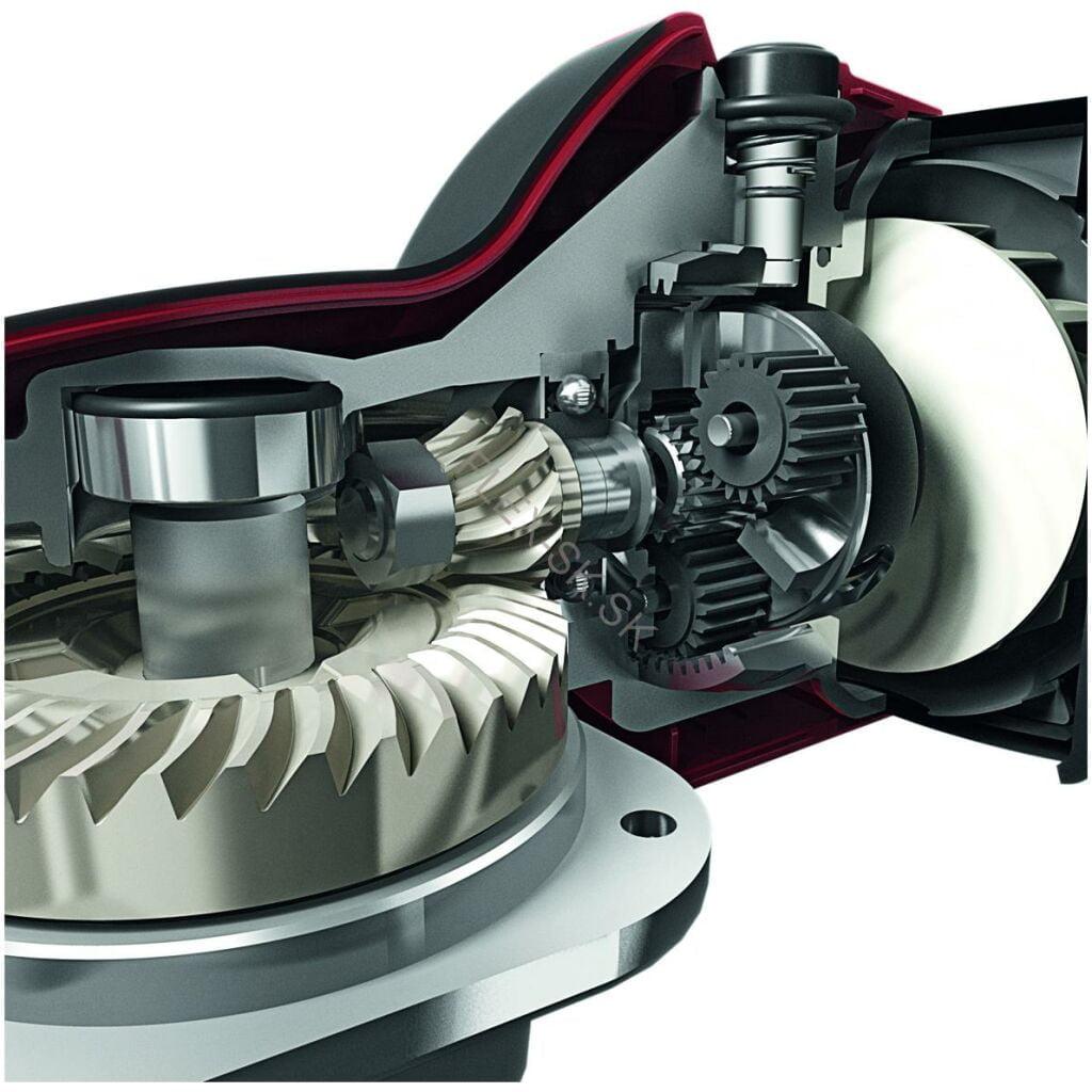 Flex PE 14-2 150 Gears