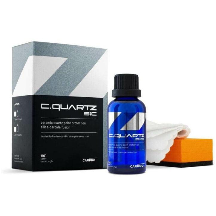 CarPro Cquartz SiC Ceramic Coating