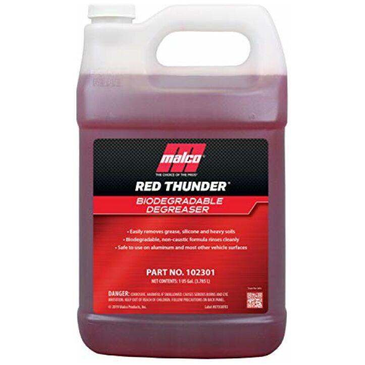 Malco Red Thunder Cleaner & Degreaser