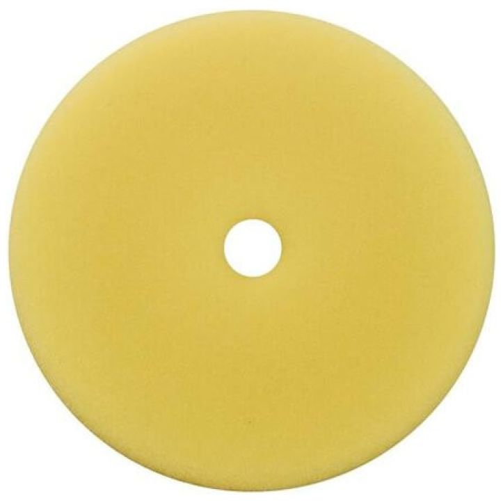 GreenZ Eco Medium Cutting Yellow Foam Pad