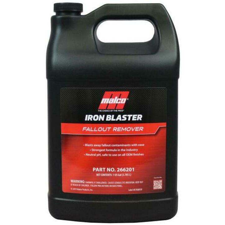 Malco Iron Blaster Fallout Remover