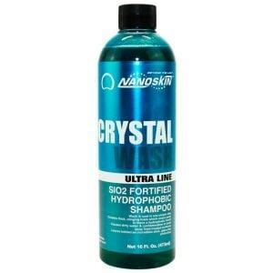NANOSKIN CRYSTAL WASH SiO2 Fortified Hydrophobic Shampoo