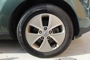Blackfire Trim & Tire Protectant Application 2