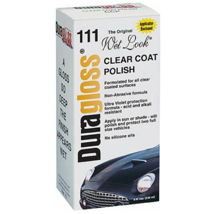 Duragloss Clear Coat Polish AIO #111