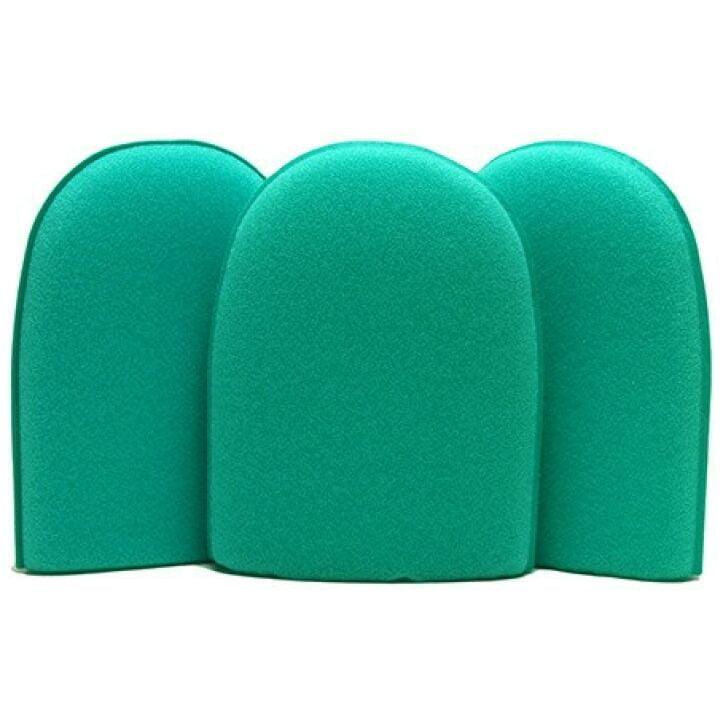 GreenZ Medium Flex Foam Finger Pockets