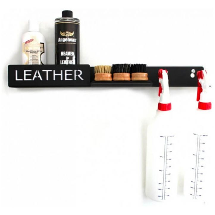 Poka Premium Shelf for leather care products