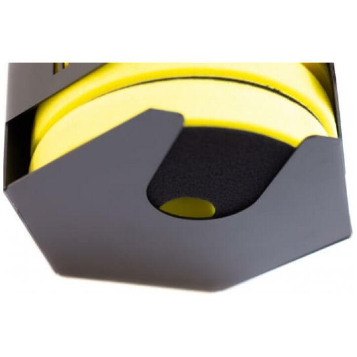Poka Premium pad feeder for storing polishing pads bottom