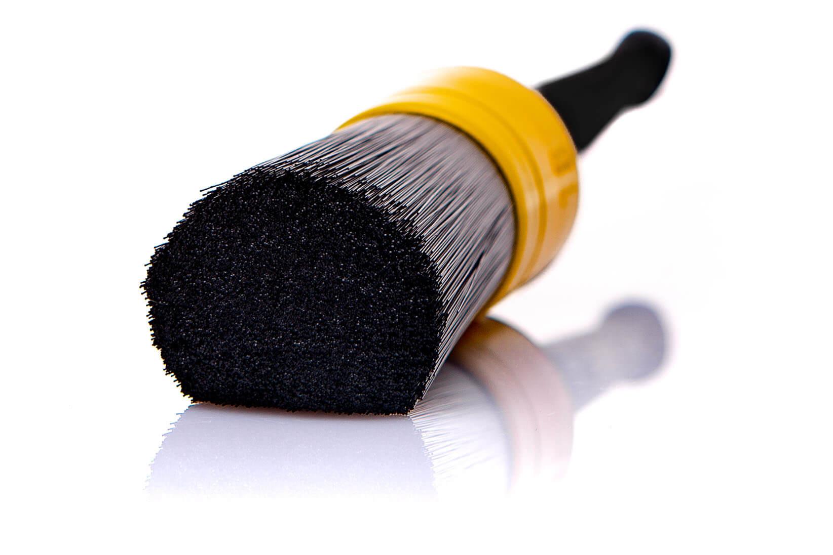 WORK STUFF Detailing Brush Black Stiff bristles