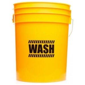 WORK STUFF Detailing Wash Bucket Yellow