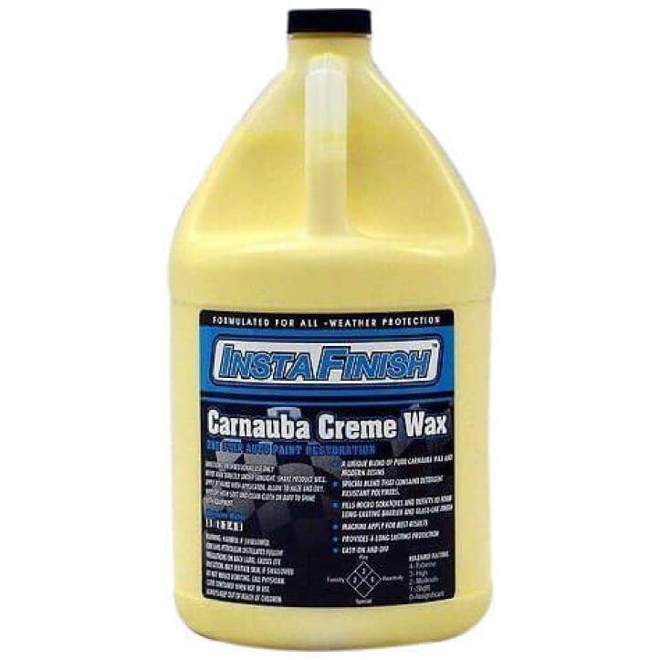 Instafinish Carnauba Creame Wax