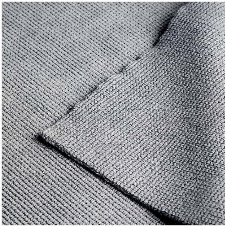 GreenZ Edgeless Pearl Polish Microfiber Towel for Car