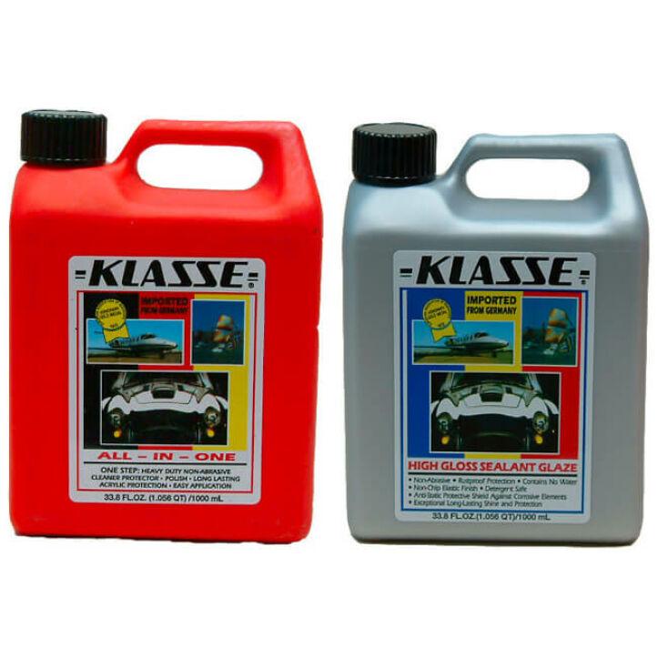 Klasse AIO Sealant Car Paint Protection